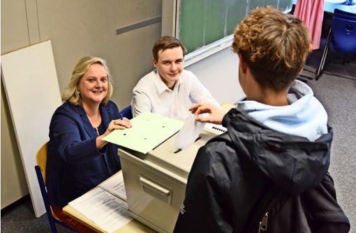 Rege  Beteiligung an den Jugendratswahlen