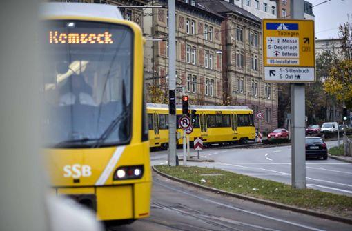Betriebsstörung am Wilhelm-Geiger-Platz bremst Stadtbahnen aus