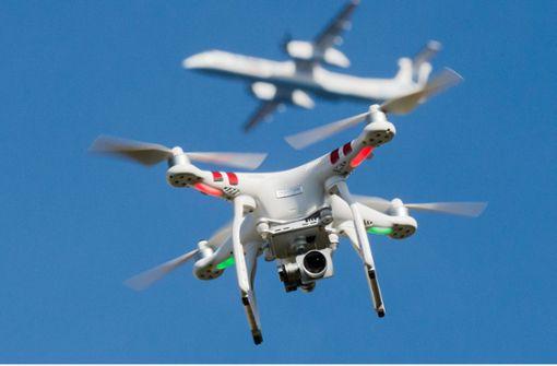 Was man gegen  Drohnen an  Flughäfen tun kann
