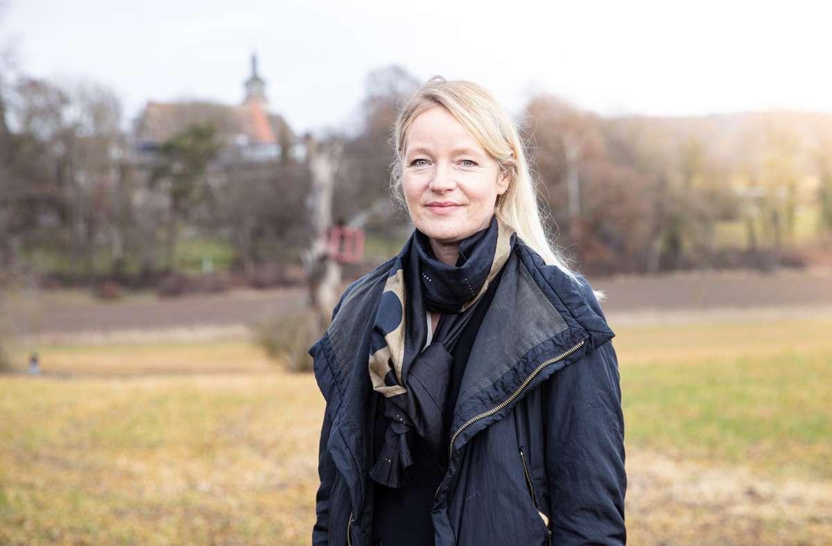 Hat sich im Wahlkreis 5 (Böblingen) erneut durchgesetzt: Thekla Walker von den Grünen Foto: Stefanie Schlecht