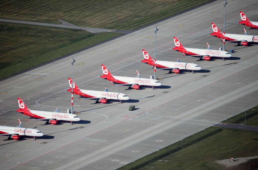 Insolvenzverfahren von Air Berlin eröffnet
