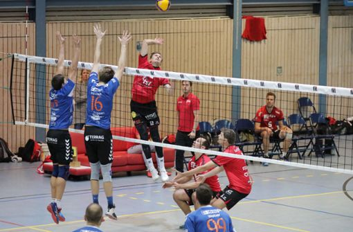 SV Fellbach mit umfangreichem Kader