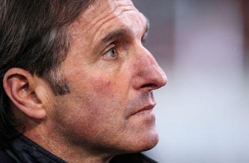 Der Trainer ist nicht das Problem des VfL Wolfsburg