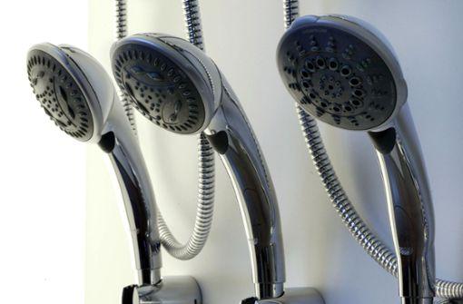 Nur Duschen von Legionellen betroffen