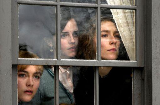 Saoirse Ronan spielt die Hauptrolle in Greta Gerwigs Frauenfilm