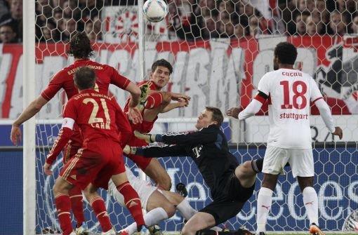 Gomez zerstört die Stuttgarter Hoffnungen