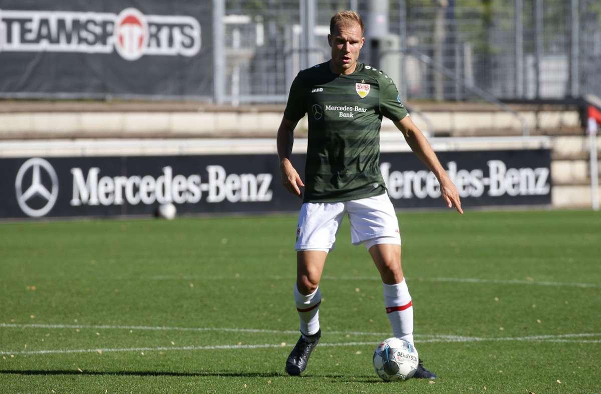 Der VfB Stuttgart II hat gegen den 1. FSV Mainz 05 II knapp verloren. (Archivbild) Foto: Pressefoto Baumann/Hansjürgen Britsch