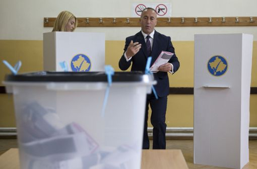 """""""Das Kosovo wird nicht um Grenzen zocken"""""""