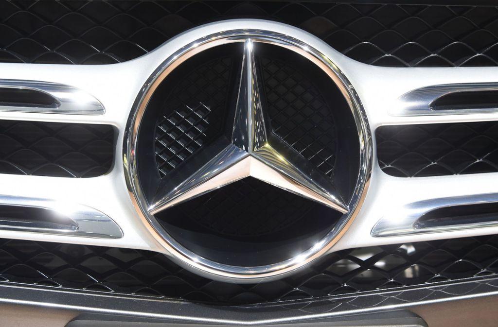 Ein Mann soll von Berlin aus versucht haben, die Daimler AG um Millionen zu erpressen. Foto: dpa/Uli Deck