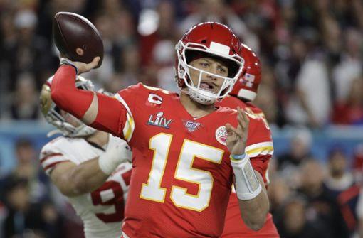 Chiefs geben 24-jährigem NFL-Spieler gigantischen Vertrag