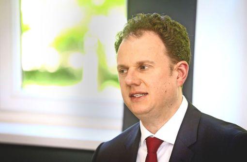 Matthias Knecht will mit der Umwelthilfe verhandeln