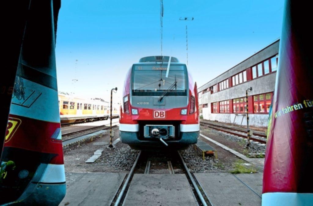 Kurzes Gastspiel, ungewisses Comeback: bis auf Weiteres verkehrt kein 430er mehr in Stuttgart. Foto: Horst Rudel