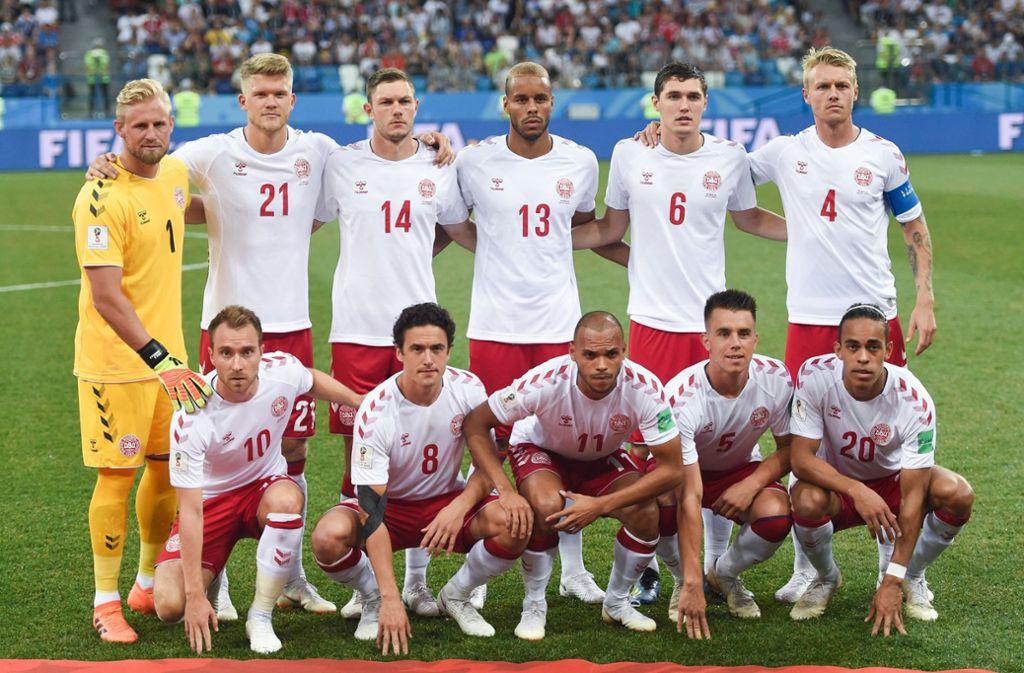Ein Streit über Sponsorenverträge droht der dänischen Nationalmannschaft die Teilnahme an der Europameisterschaft 2020 zu verhindern. Foto: xinhua