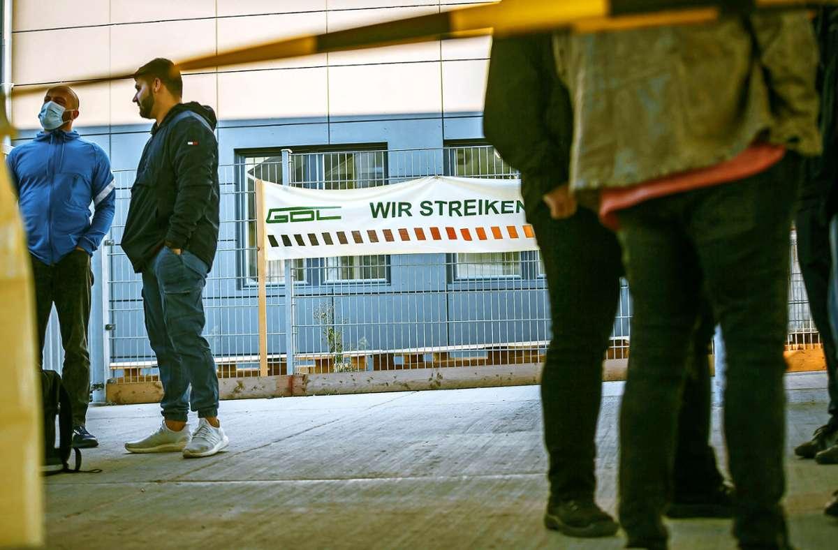 Die Lokführer streiken erneut. Foto: Lichtgut/ Rettig