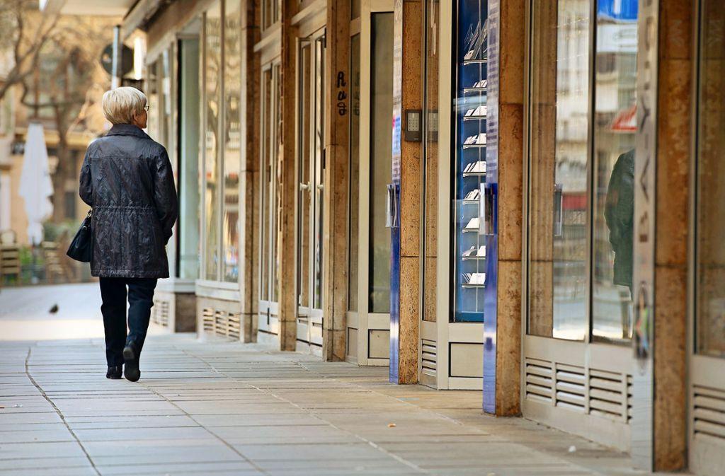 Läden bleiben vorerst geschlossen. Foto: Lichtgut/Leif Piechowski