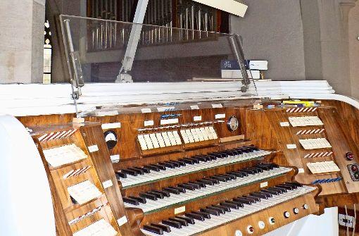 Weitere 6000 Euro für die Orgel