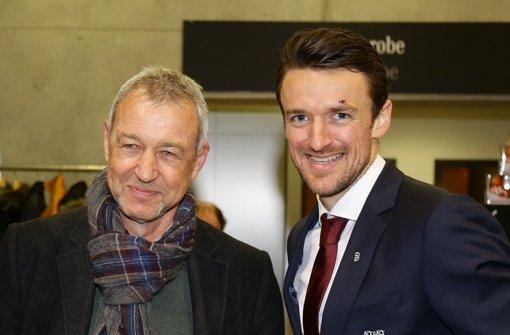 Stuttgarter Legende Allgöwer unterstützt den VfB