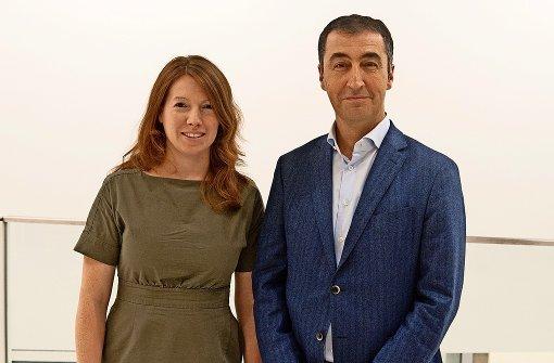 Sattes Ergebnis für Parteichef Cem Özdemir