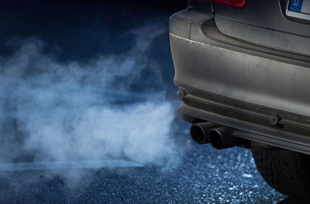 In Stuttgart ist etwa jedes zehnte Auto von den Diesel-Fahrverboten betroffen. (Symbolbild) Foto: dpa