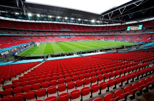 Aerosol-Forscher hält Wembley-Stadion für sicheren Ort