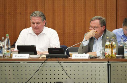 Das Vertrauen der Stadträte ist bislang nur geliehen