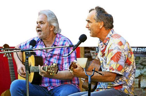 Zwei Stimmen, zwei Gitarren, ein Erlebnis