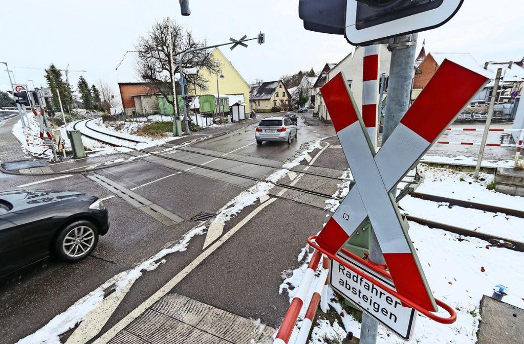 Ob in Hemmingen in Zukunft eine Ampel in der Hochdorfer Straße Foto: factum/Granville