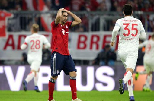 Bayern blamiert sich – Dortmund gewinnt in Mainz