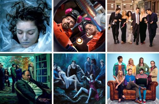 20 Serien für alle Möchtegern-Couchpotatoes