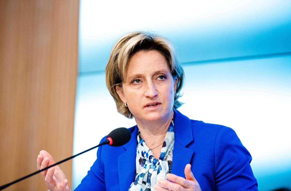 Ministerin Hoffmeister-Kraut will Foto: 7aktuell.de/M.Gruber/7aktuell.de | M.Gruber