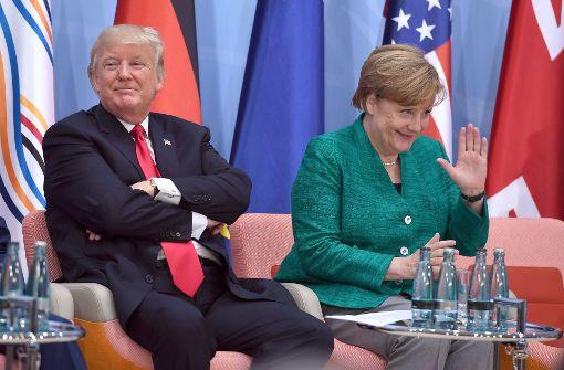 Spitzenkandidaten meiden Donald Trump