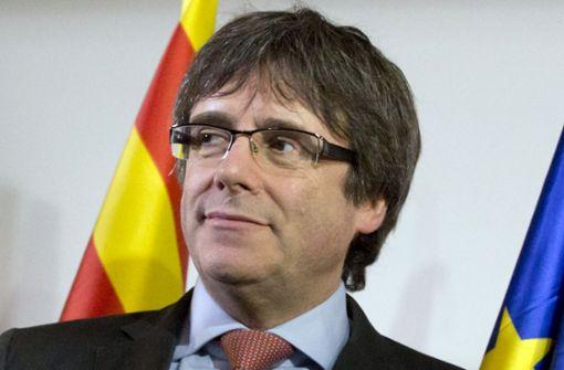 Staatsanwalt beantragt Auslieferungshaft für Puigdemont