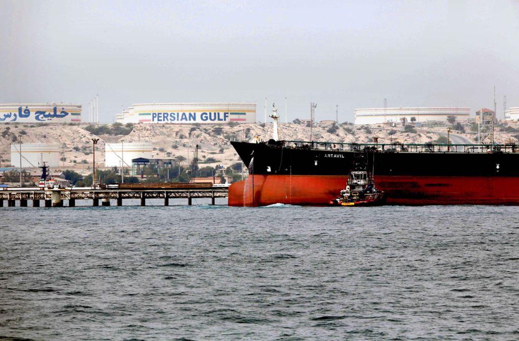 Einen vollständigen Ausfall der iranischen Ölexporte können Lieferungen aus anderen Ländern nicht ausgleichen. Foto: AFP