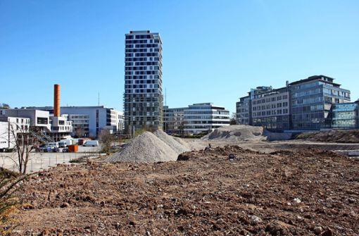Jedes Jahr  2000 neue Wohnungen geplant