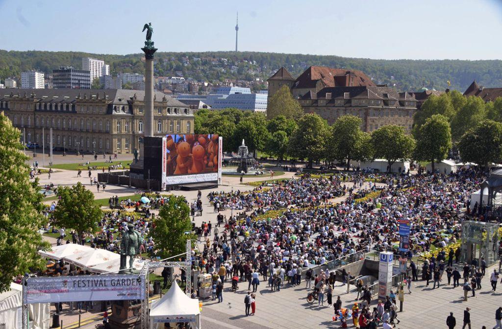Das Trickfilmfestival lockt viele Besucher an. Nun soll es einen zusätzlichen Preis von der Region geben. Foto: Andreas Rosar/Fotoagentur Stuttgart