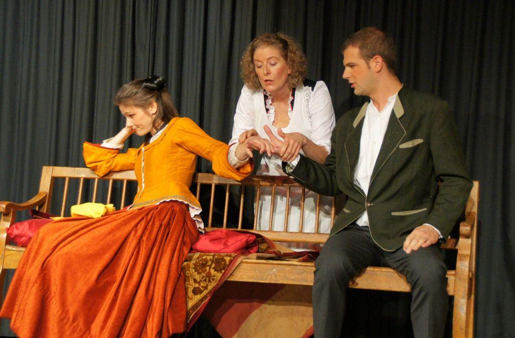 Eine frühere Aufführung im Glasperlenspiel: Der schwäbische Tartüff. Foto: Archiv