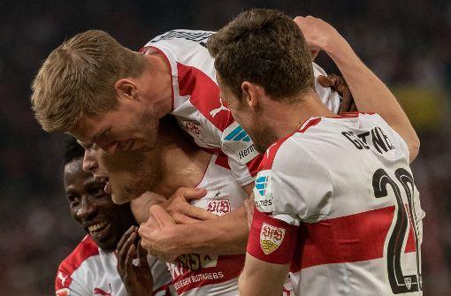 Hannover gewinnt Spitzenspiel gegen Stuttgart 1:0