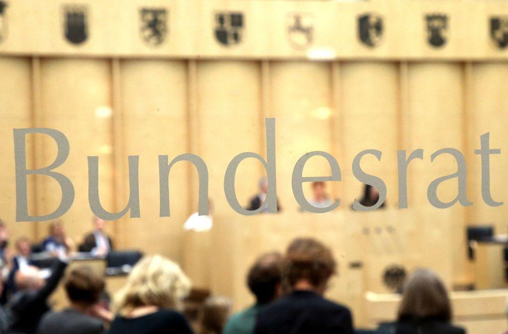 Baden-Württemberg hofft auf Verbündete auch aus anderen Bundesländern. Foto: dpa/Wolfgang Kumm