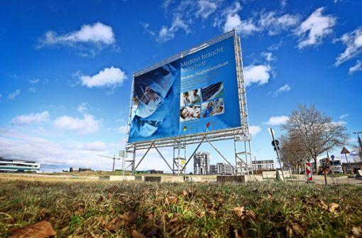 492 Millionen: Flugfeld-Klinik wird deutlich teurer