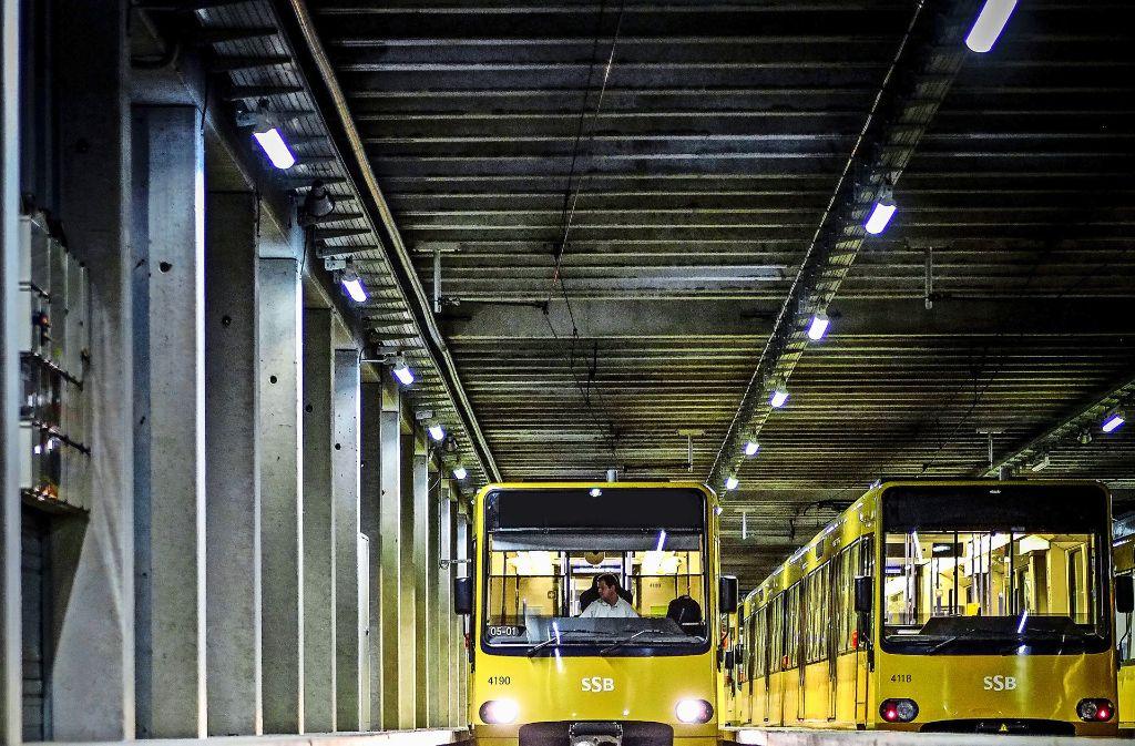 Landrat Rainer Haas will, dass die Stadtbahn schnell vorankommt. Foto: Lichtgut/Piechowski