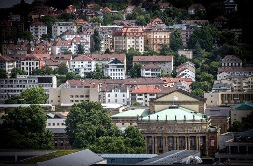 Stuttgart ist beliebt – als Arbeits- und Wohnort. Foto: Achim Zweygarth
