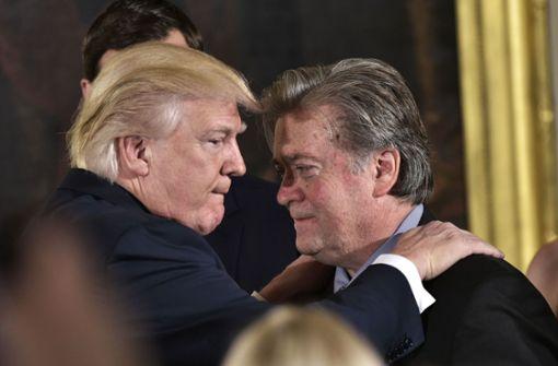 Ex-Trump-Berater Bannon gründet rechte Kaderschmiede
