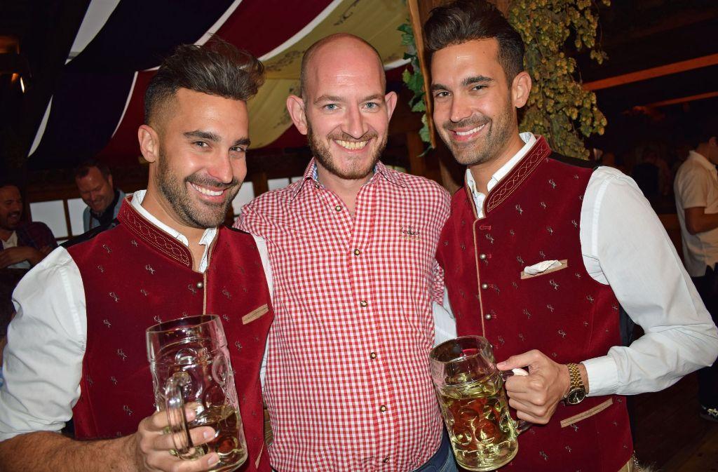 """Mit der """"Gaydelight"""" ziehen regelmäßig bunte Partys für alle sexuellen Orientierungen in die Stuttgarter Partylandschaft ein. Foto: Alex Kappen"""