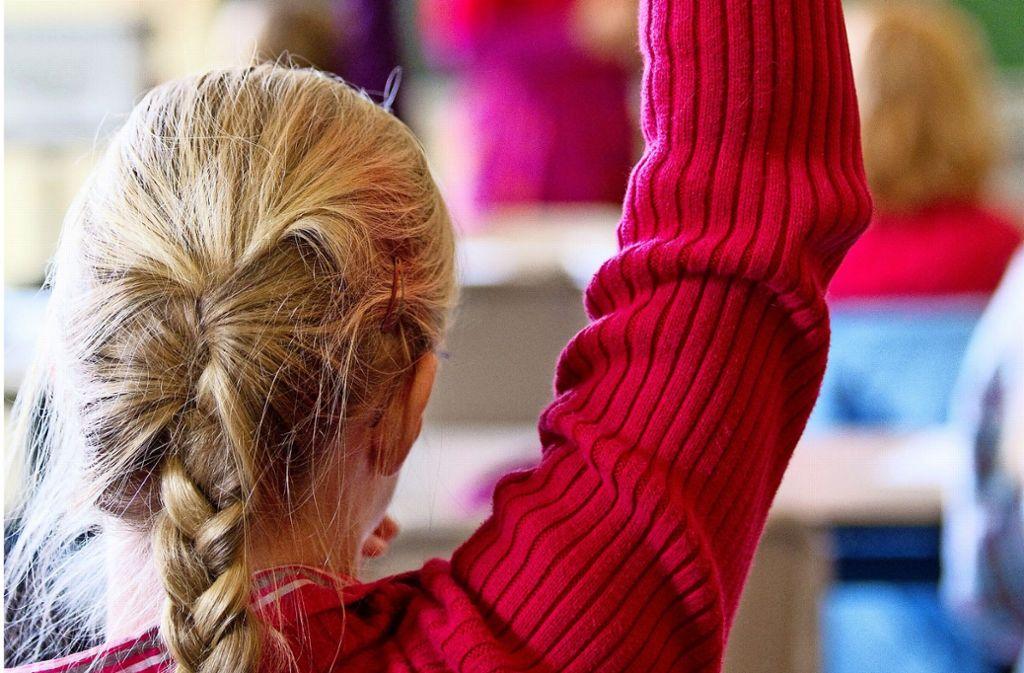 Die Nachfrage nach Werkrealschulen sinkt. Das Schulverwaltungsamt möchte diese Entwicklung mit einem Schulverbund auffangen. Foto: dpa