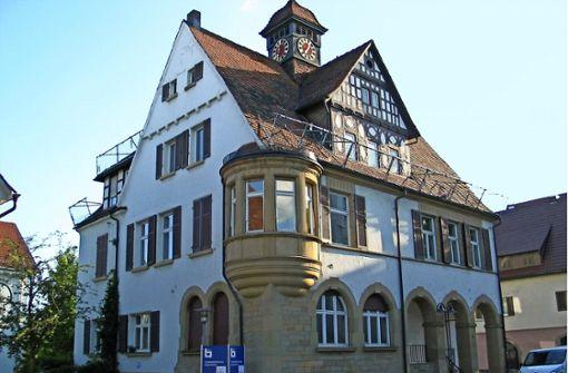 Rathaus feiert 110-jähriges Bestehen