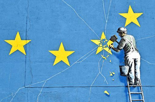 Brexit-Bürokratie lähmt Spediteure im Land