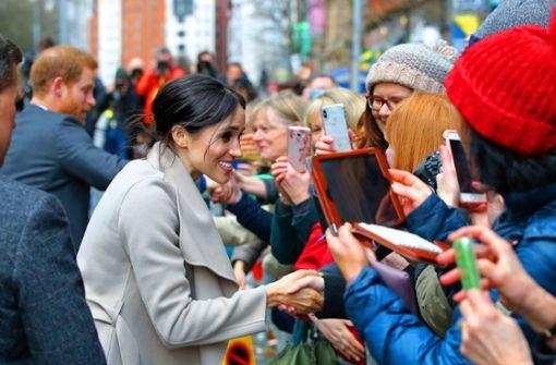 Briten fiebern der Hochzeit des Jahres entgegen