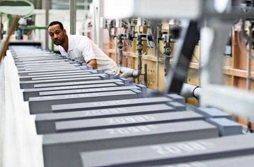 Südwestmetall-Chef ruft IG Metall zur Mäßigung auf