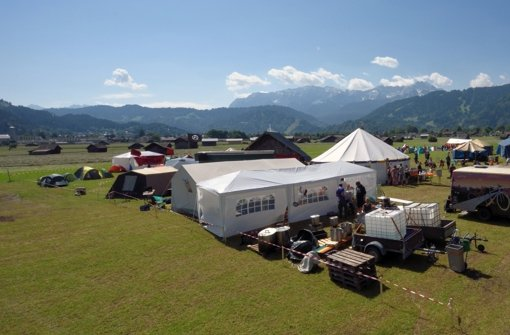 G7-Gegner warnen: Camp wird zu voll