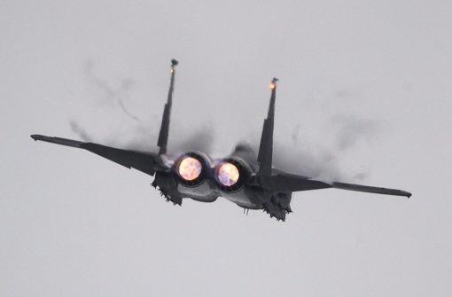 Russischer Kampfjet abgeschossen